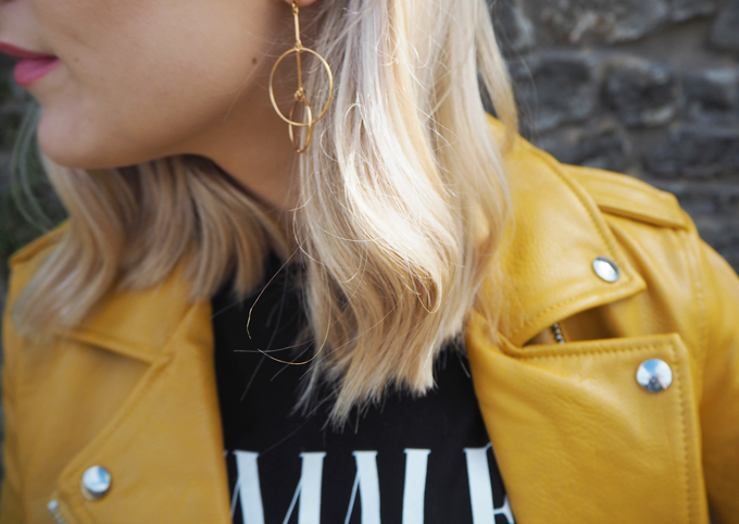 How to add colour to your wardrobe this autumn happiness boutique earrings