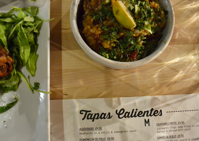 Ambiente Tapas Leeds Review