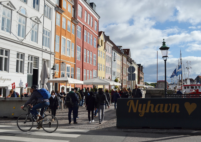 Copenhagen Travel Guide Colourful Nyhavn Street