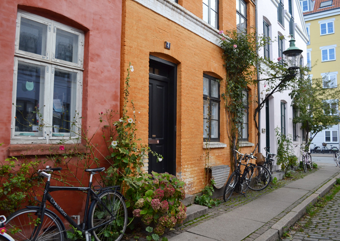 Copenhagen Travel Guide Streets
