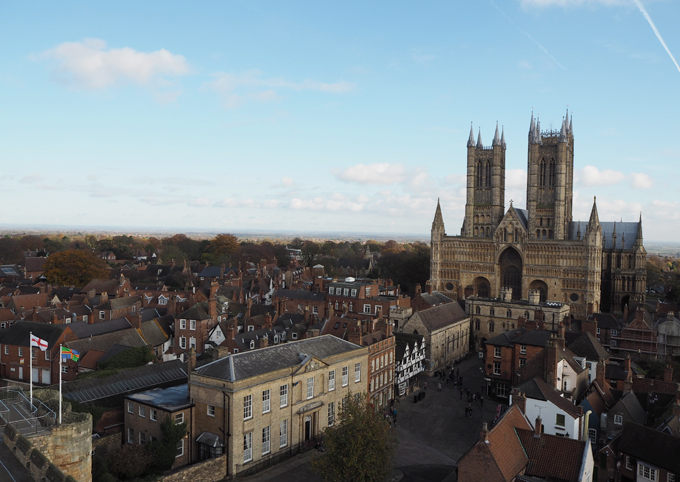 A Day Trippers Guide to Lincoln - view of the Cathedral