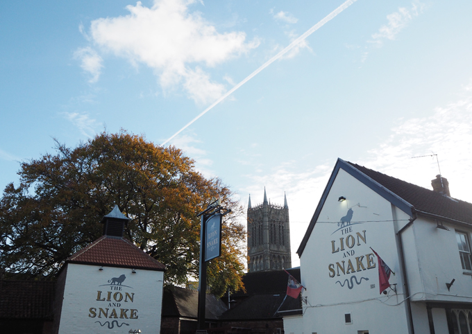 A Day Trippers Guide to Lincoln - pub in lincoln