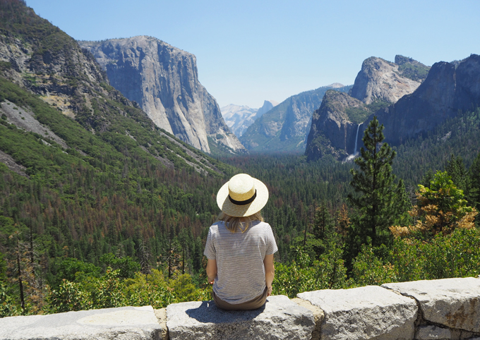 Bucket List Guide to West Coast America Yosemite National Park View
