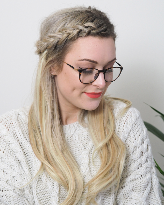 2 Everyday Hairstyles For Long Hair Made Up Style