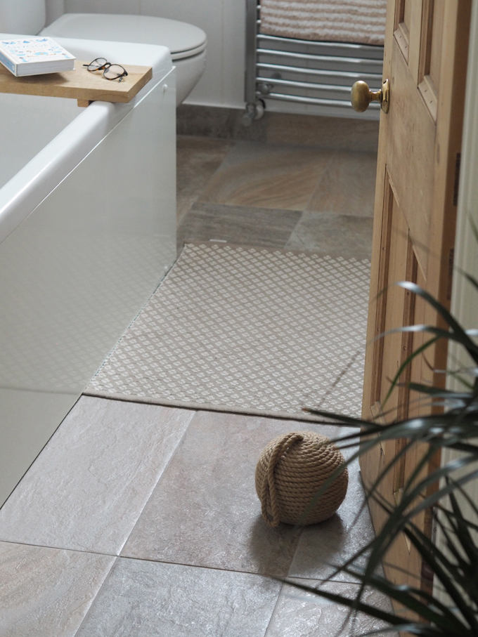 3 Easy Ways to Makeover your Bathroom on a Budget flooring