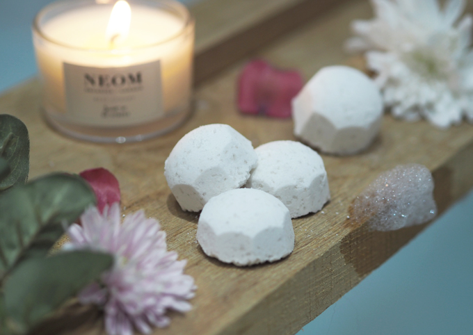 How To DIY Mini Bath Bombs for Mother's Day