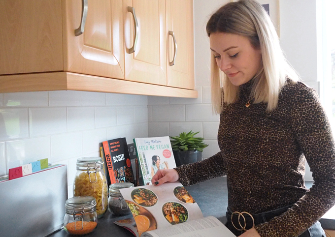 Veganuary: What I've learnt from a month of eating Vegan   MadeUpStyle.com
