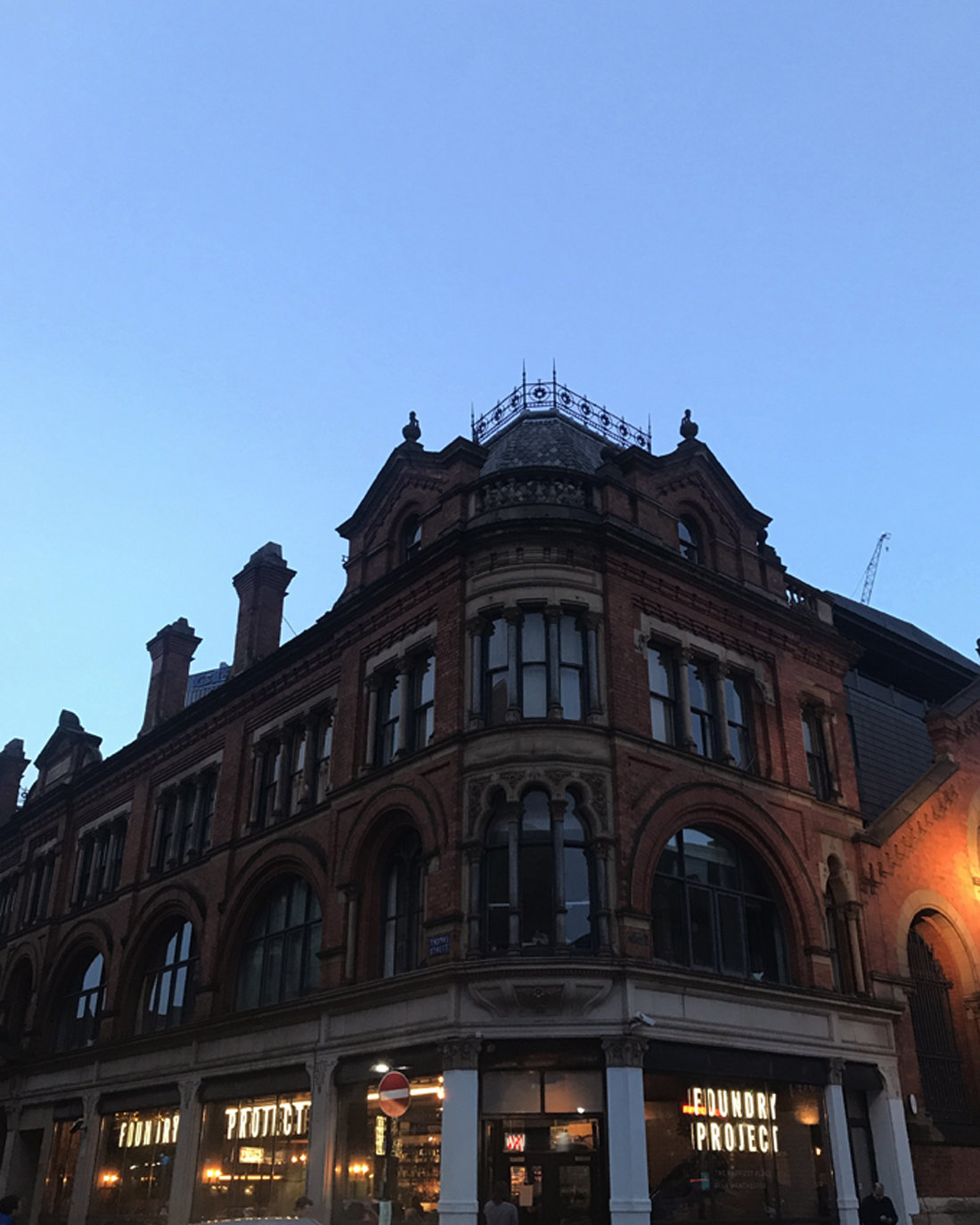 Hidden Gems: A rainy day out in Manchester - Foundry Project